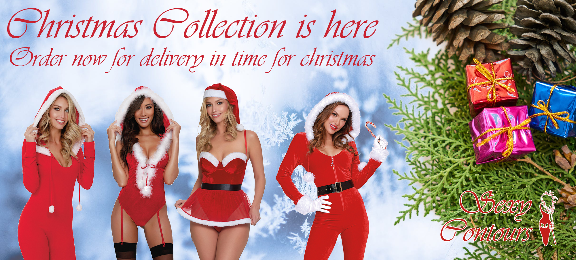 Order before 10th December to get those extra special presents in time for Christmas delivery!