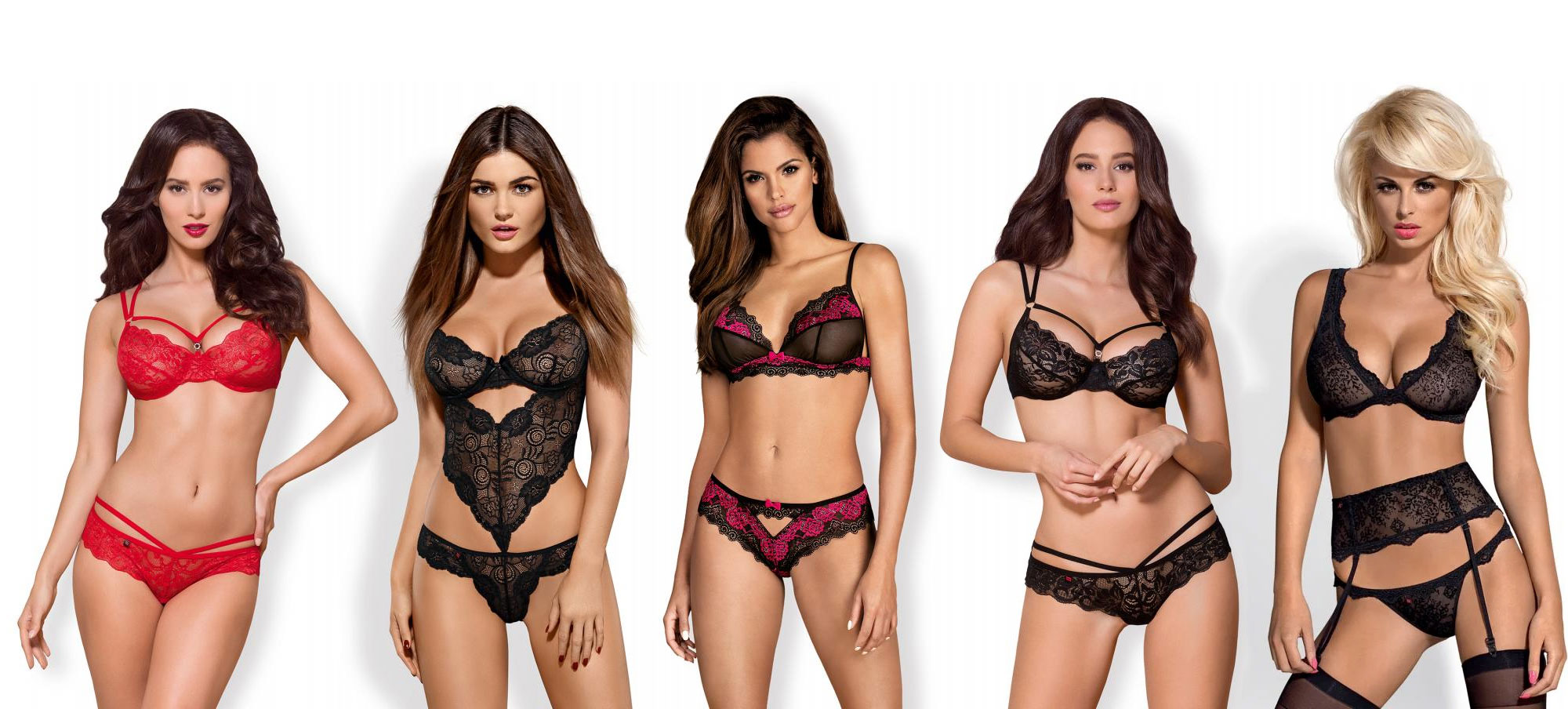September Lingerie Collection