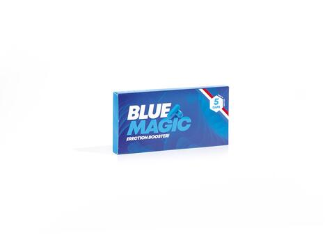Blue Magic!