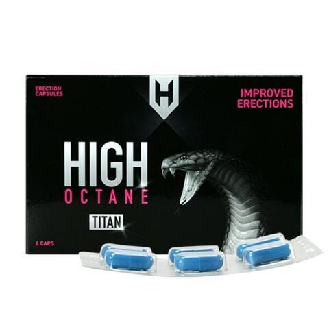 High Octane Titan Erection Pills