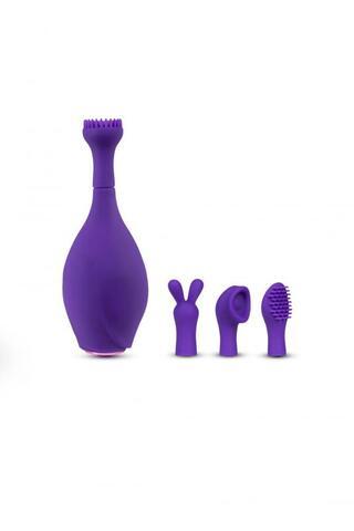 Lush Juna Clitoral Vibrator - Purple
