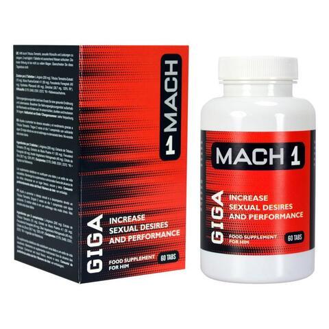 Mach 1 - Giga Aphrodisiac For Men - 5 sachets