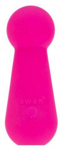 Mini Swan Pawn Vibrator - Pink