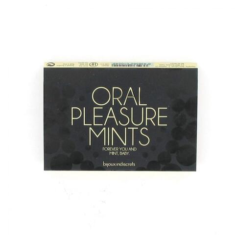 Oral Pleasure Mints - Peppermint