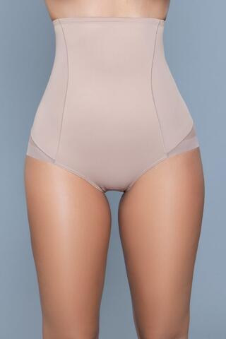 Peachy Soft Shapewear Panties - Beige