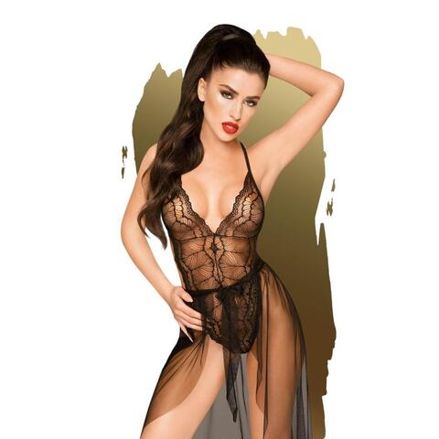 Penthouse Lingerie - Best Foreplay 2 piece set