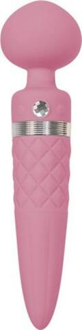 Pillow Talk - Sultry Double Vibrator - Pink
