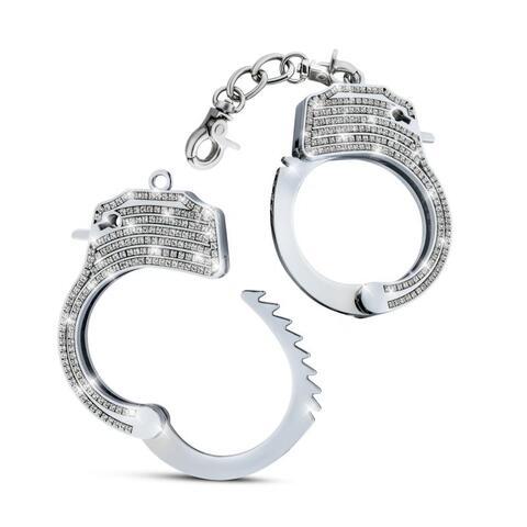 Temptasia - Bling Cuffs - Silver