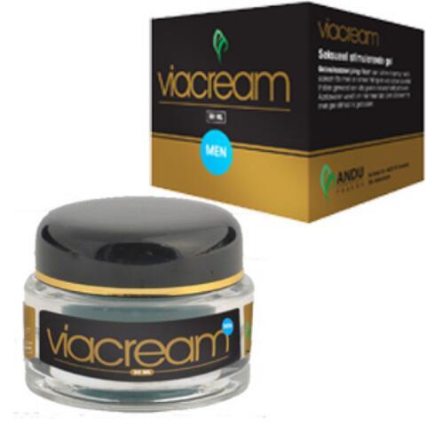 Viacream For Men