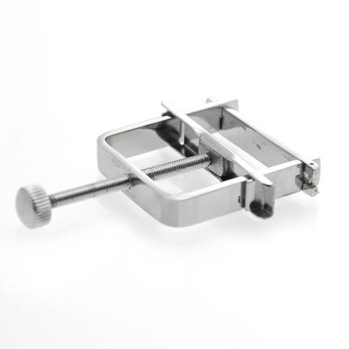 Stainless Steel Nipple Vice