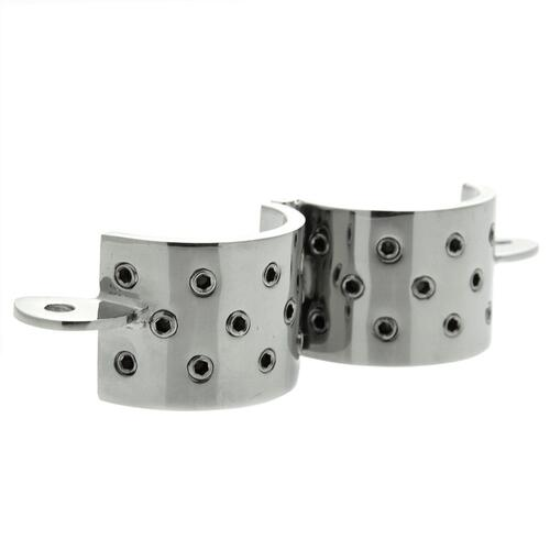 The Constrictor Locking Steel Cock Ring