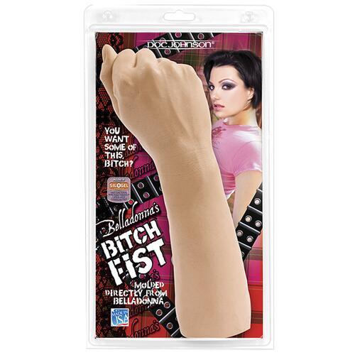 Belladonnas Bitch Fist Realistic Dildo