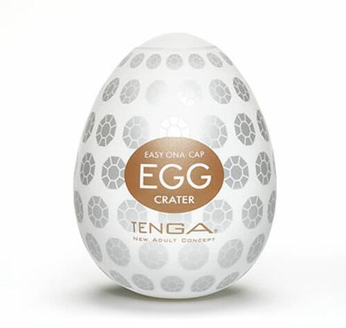 Crater Egg Masturbator