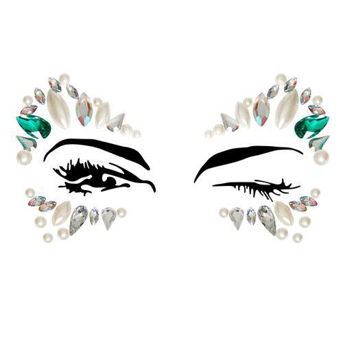 Arista Eye Jewels Sticker EYE001