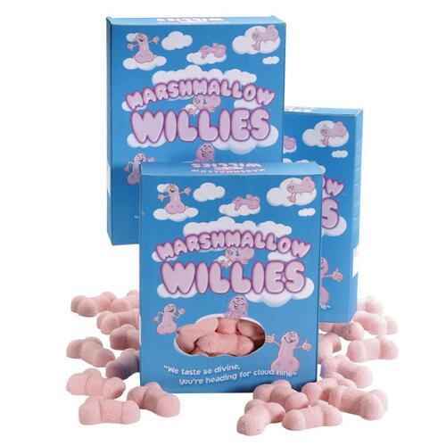 Marshmallow Willies
