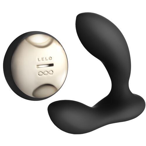 Hugo Luxury Prostate Massager Black