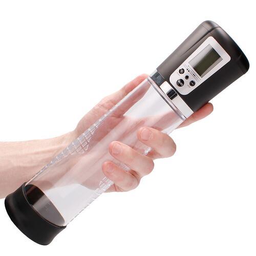 Premium Rechargeable Automatic LCD Penis Pump