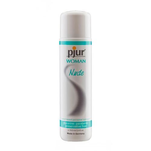 Pjur Woman Nude Water Based Personal Lubricant 100ml