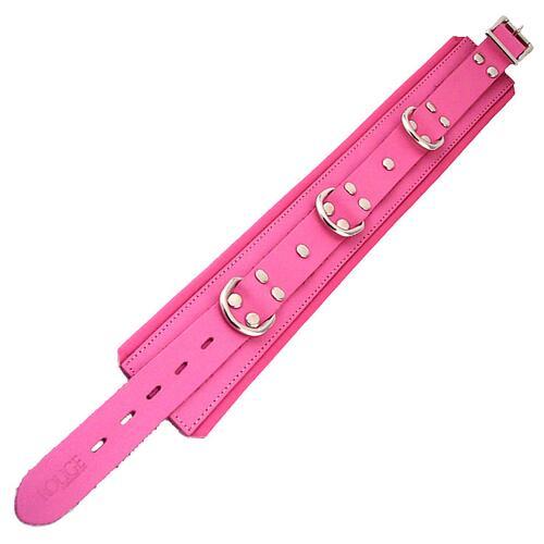 Pink Padded Collar