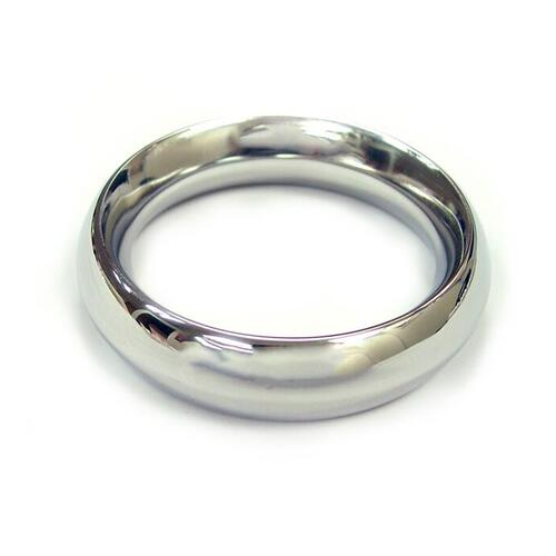 Rouge Stainless Steel Doughunt Cock Ring 45mm