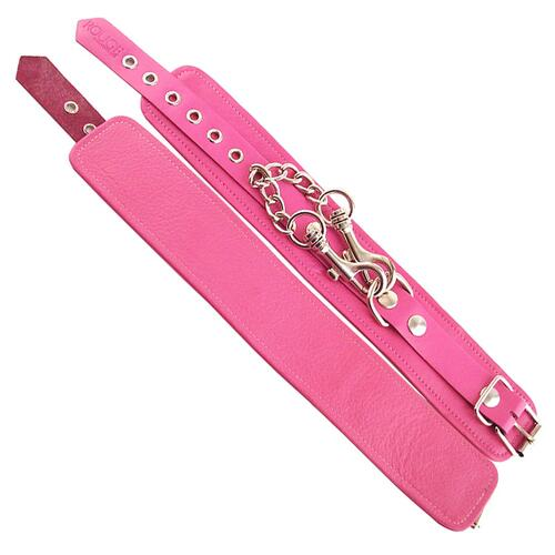Ankle Cuffs Pink