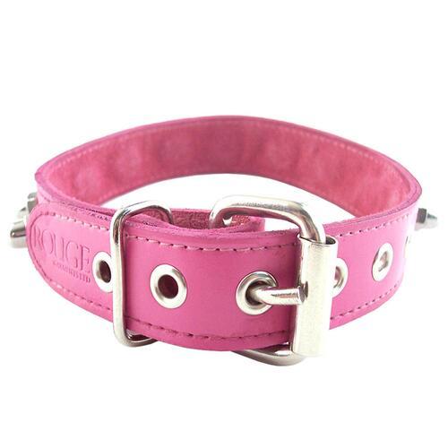 Pink Nut Collar