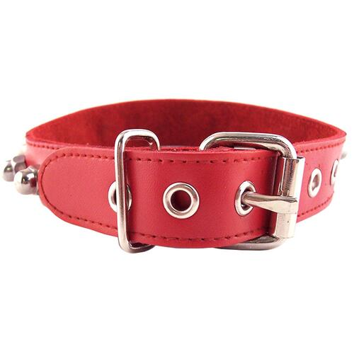 Red Nut Collar