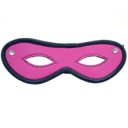 Open Eye Mask Pink