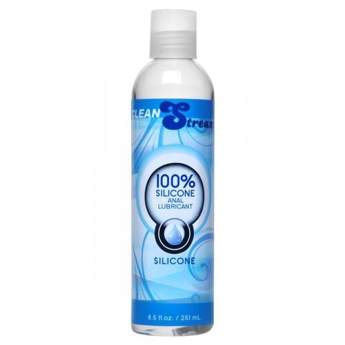 100 Percent Silicone Anal Lubricant  8.5 oz