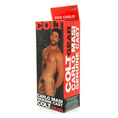 COLT Carlo Masi Realistic Cock Dildo