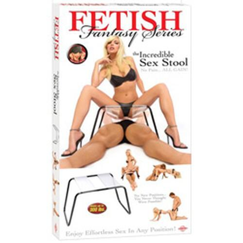 Fetish Fantasy Series The Incredible Sex Stool