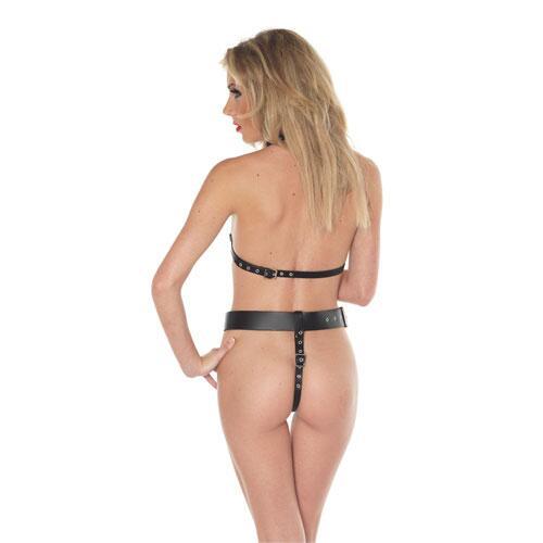 Bondage Leather Body