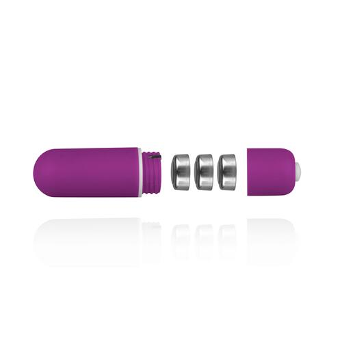10 Speed Bullet Vibrator - Purple