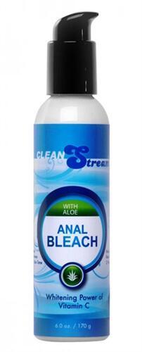 Anal Bleach With Vitamin C And Aloe Vera