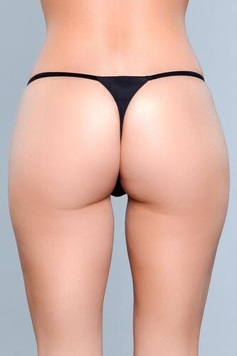 Basic Thong - Black