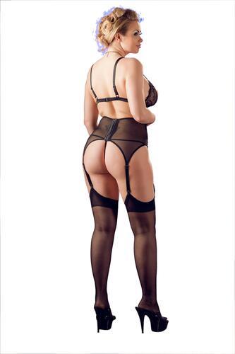 Bra Suspender Set XL