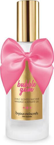 Bubblegum 2 in 1 Silicone Massage & Intimate gel