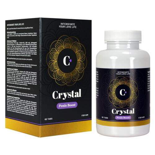 Crystal - Penis Boost - 60 pcs