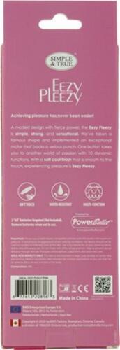 Eezy Pleezy Bullet Vibrator - Pink