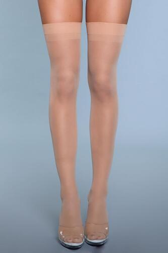 Favorite Day Backseam Stockings - Nude