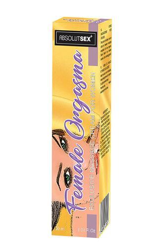 Female Orgasma Cream 30 ML