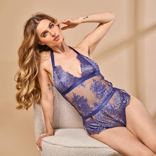 Flowlace Lace Body - Blue
