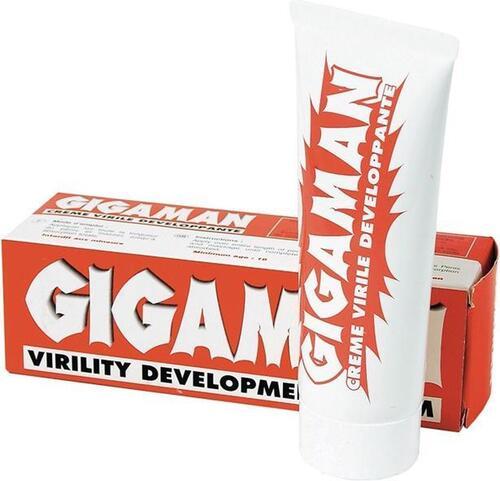 Gigamen Penis Cream - 100 ml