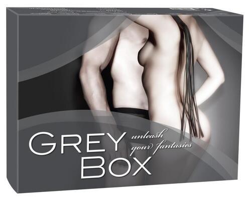 Grey Bondage Gift Box