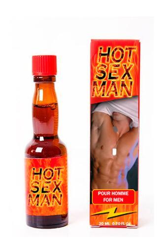 Hot Sex Drops - 20 ml