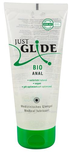 Just Glide Bio Anal Lubricant - 200 ml