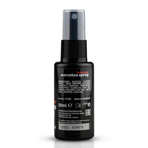 Long Power Marathon Spray Men 50 ml