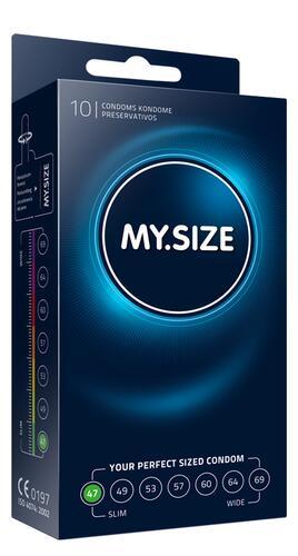 MY.SIZE 47 mm 10pcs