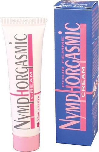 Nymphorgasmic Stimulating Cream 15 ML