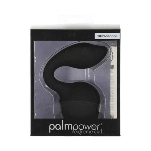 Palm Power - Extreme Curl Silicone Attachment - Black